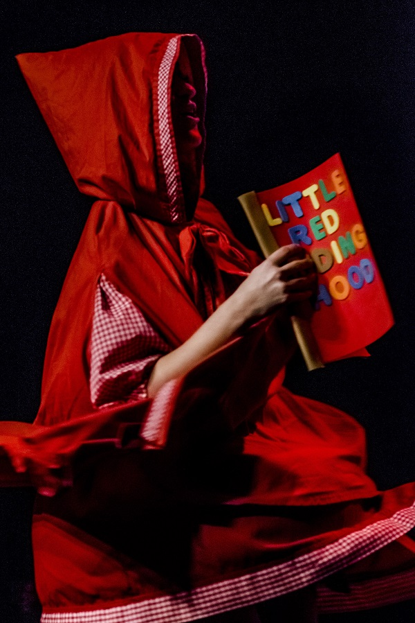 Teatro en inglés Caperucita Roja por Forum Teatro