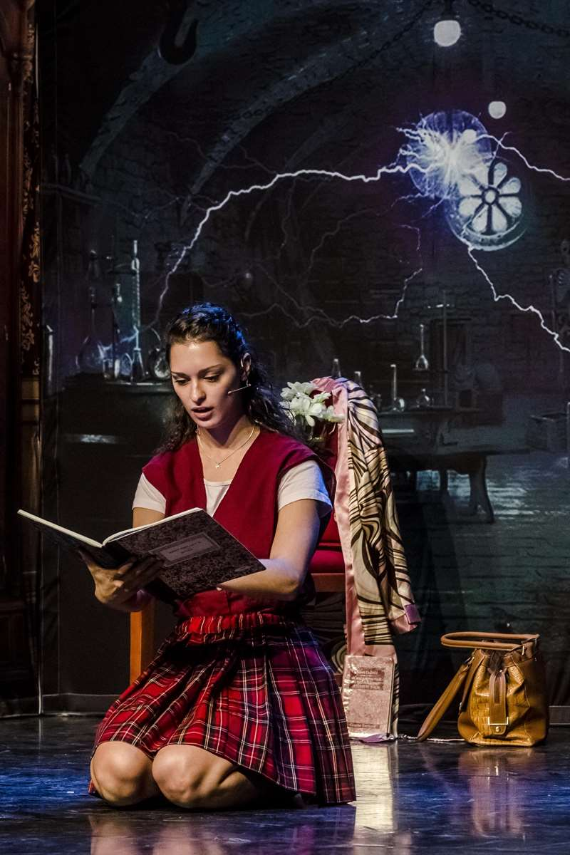 Mary Frankenstein en Forum Teatro en inglés