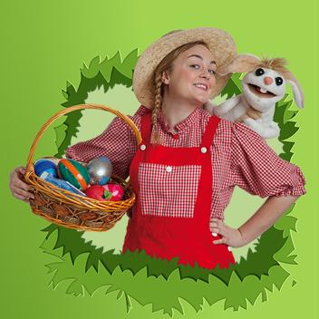 Bunny & the farm