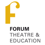 logotipo de Forum Teatro en color