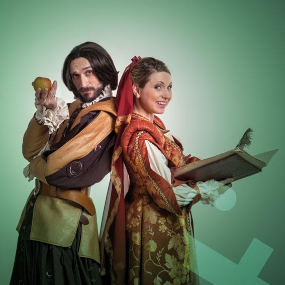 Shakespeare and his women en Forum Teatro