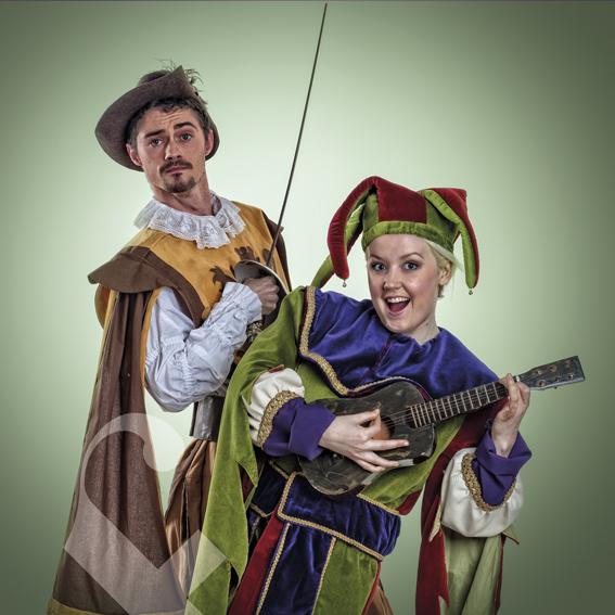 D'Artagnan por Forum Teatro